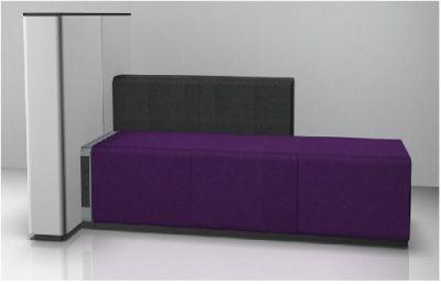 02676 Sofa BENE