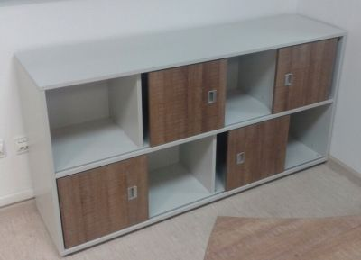 48761 Cabinet with four sliding doors Offisphera