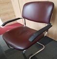 581064 Conference Leather  Chair