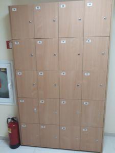 691019  Персонални багажни шкафчета за офиси