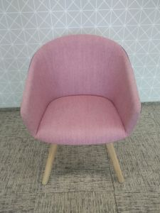 64026 Visitor Chair Bejot OCCO OC W 740