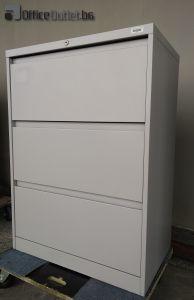 106431 Метален шкаф картотека за висящи папки