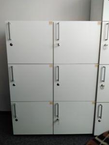 104380 Персонални багажни шкафчета за офиси Narbutas