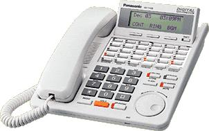 11180 Office phone Panasonic KX-T7433CE