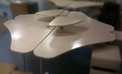 18284 Office Desk EU