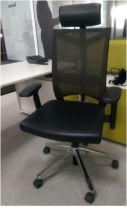 02684 Office chair  Haworth Comforto