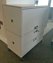 43725 Модулен шкаф Steelcase FLEX BOX