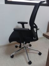 48760 Мениджърси стол Unised