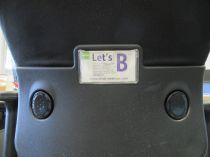 62646 Оперативен стол SteelCase  Let's B