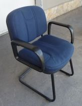 60987 Посетителски стол