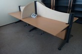 39650 Management Desk Steelcase