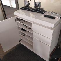 81128 Офис шкаф