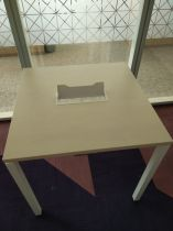 64025 Working Table Narbutas NOVA