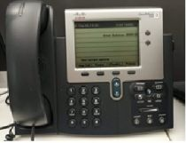 04884 Phone Cisco IP Phone 7941G (SCCP and SIP versions)