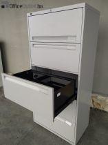 106430 Метален шкаф картотека за висящи папки