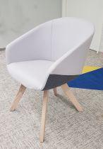 64030 Посетителски стол Bejot  OCCO W 720
