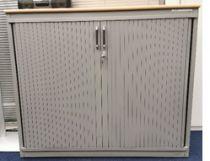 92085-1 Шкаф с ролетни врати Steelcase